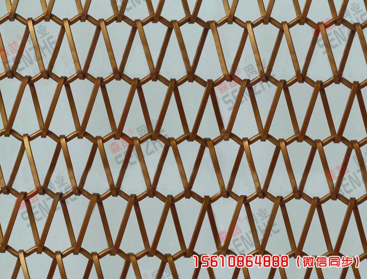 扁丝装饰网
