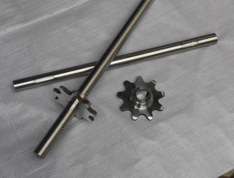 金属网带配件-链轴