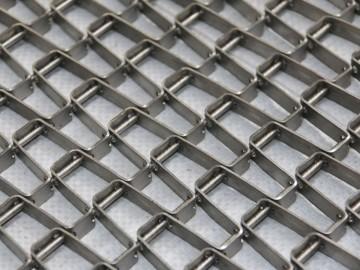 不锈钢网带-马蹄lian